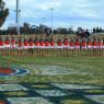 AFL NSW/ACT: 2017 XBlades AFL Sydney Premier Division Grand Final. Sydney University vs Pennant Hills Demons. September 16, 2017. Blacktown International Sportspark, Blacktown, NSW, Australia. Photo: Narelle Spangher, AFL NSW/ACT